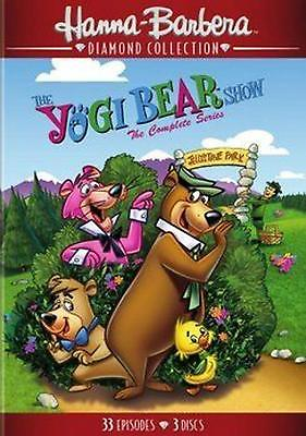 The yogi bear show the complete series