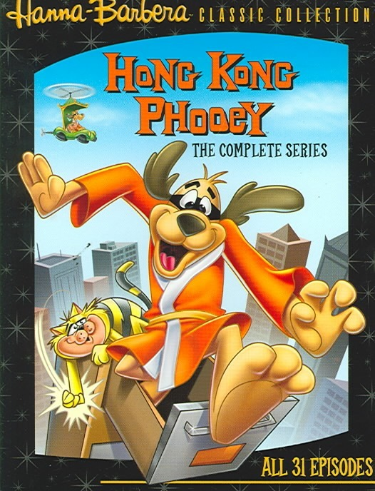 Serie hong kong phooey digital antiguas tv hanna barbera d nq np 990654 mla27591004144 062018 f