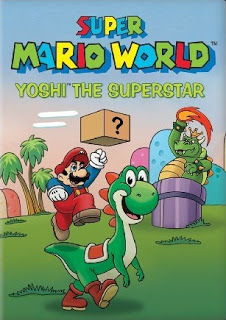 Super mario world  yoshi the superstarh