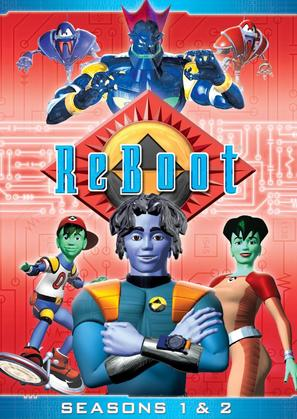 Reboot dvd movie cover md