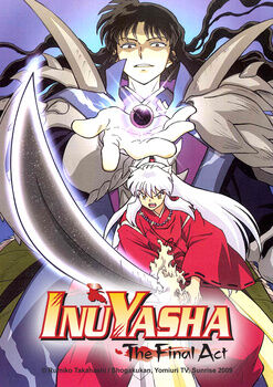 Inuyasha key art 2
